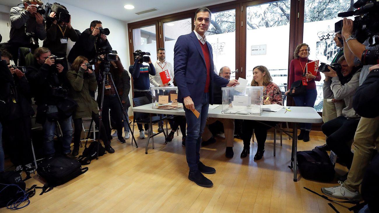 El PSOE vuelve a ganar en Móstoles