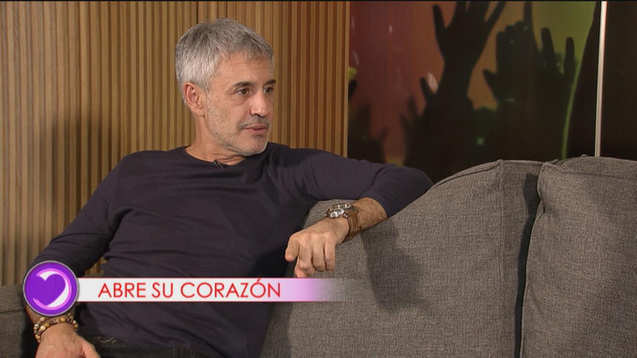 Sergio Dalma desnuda sus sentimientos: ¿ha sido feliz en el amor?