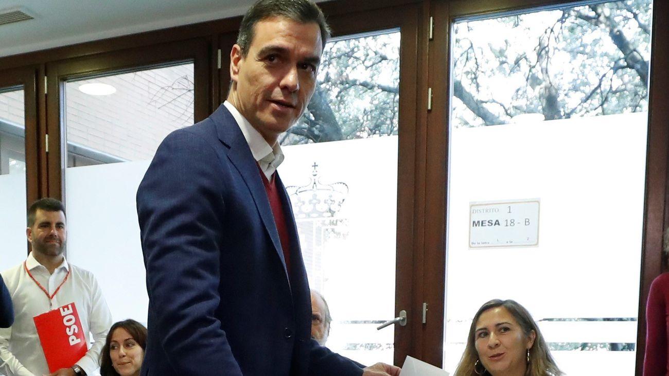 El PSOE repite victoria en Leganés