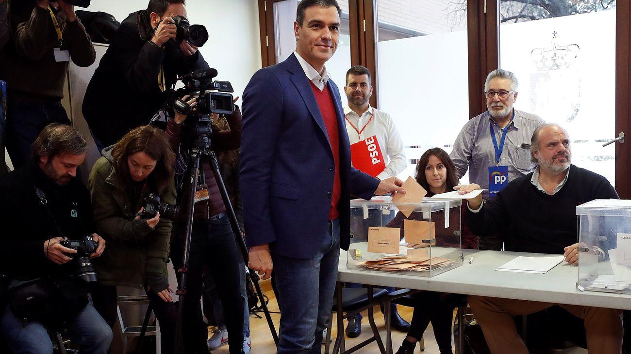 Getafe vuelve a apostar por el PSOE