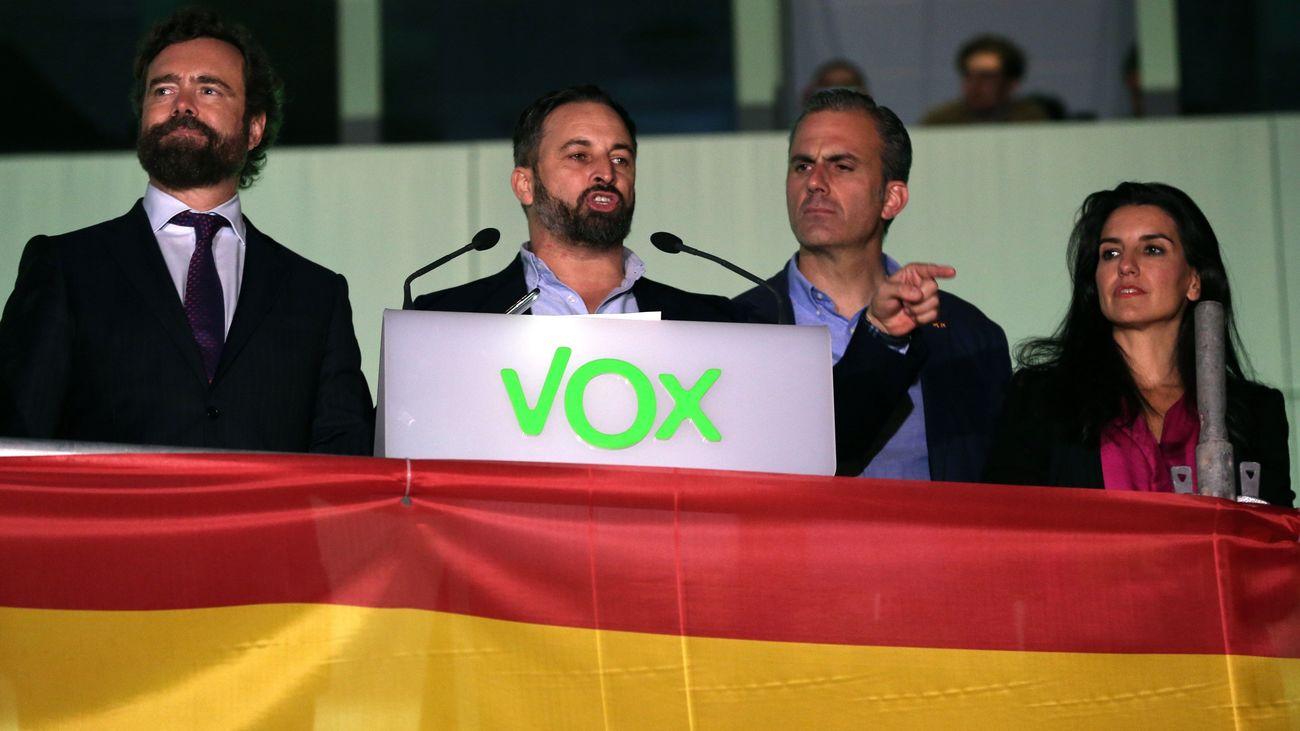 Vox triunfa en Valdemoro