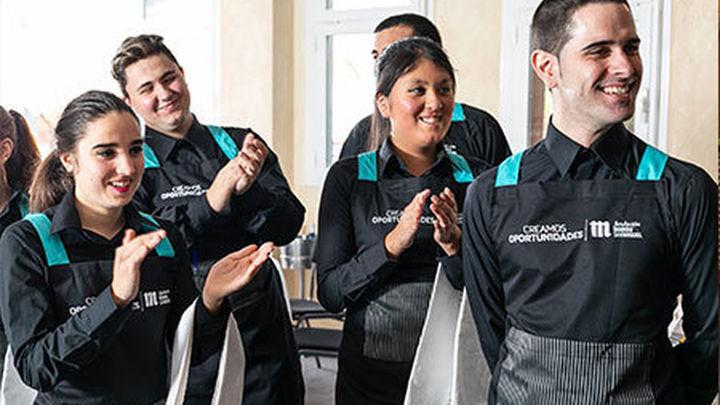 Se reactiva un programa de formación en hostelería para jóvenes madrileños
