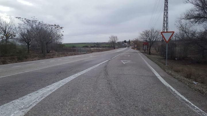 Restricciones de tráfico en la carretera M-856, entre Villaviciosa y Móstoles, por asfaltado