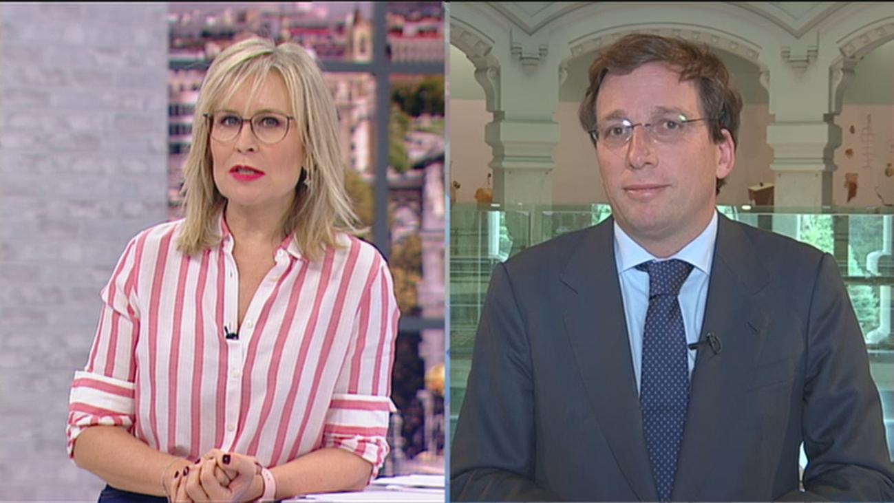 Martínez-Almeida descarta que los resultados electorales puedan afectar al acuerdo de investidura en Madrid