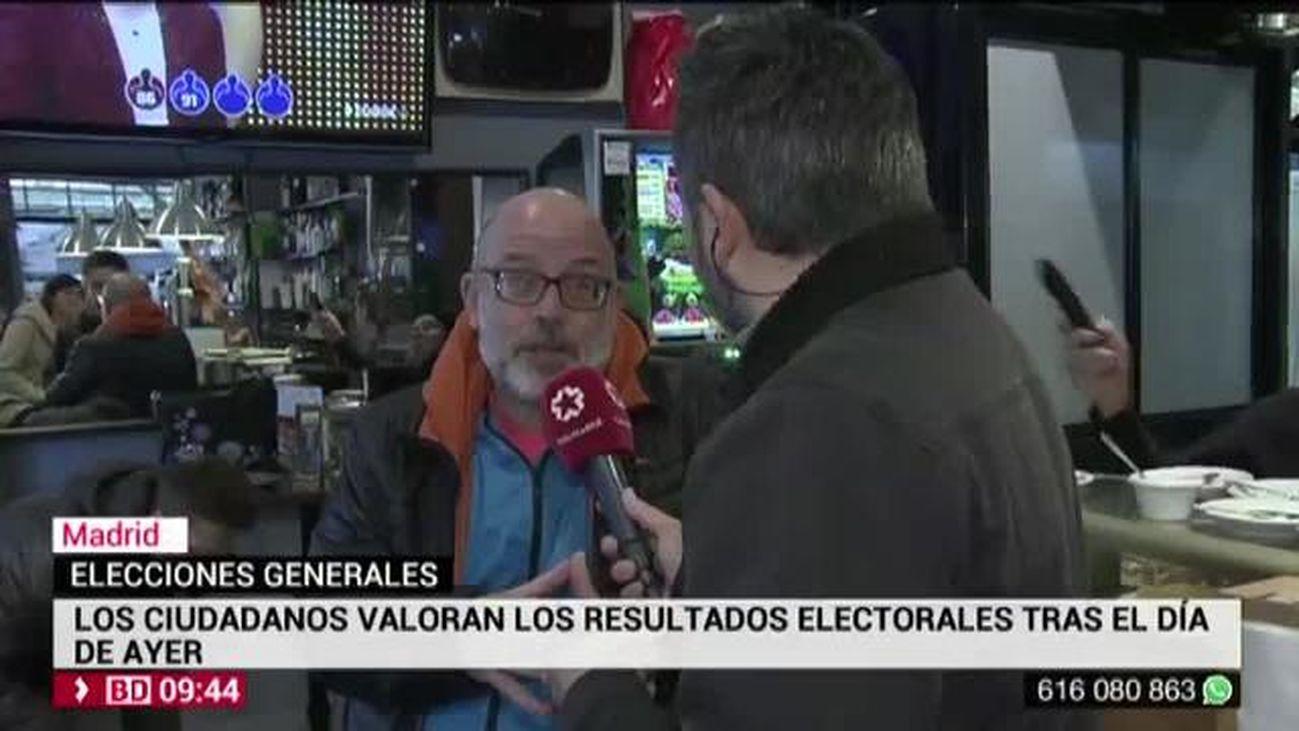 Buenos Días Madrid 11.11.2019 (9.00 - 10.30)