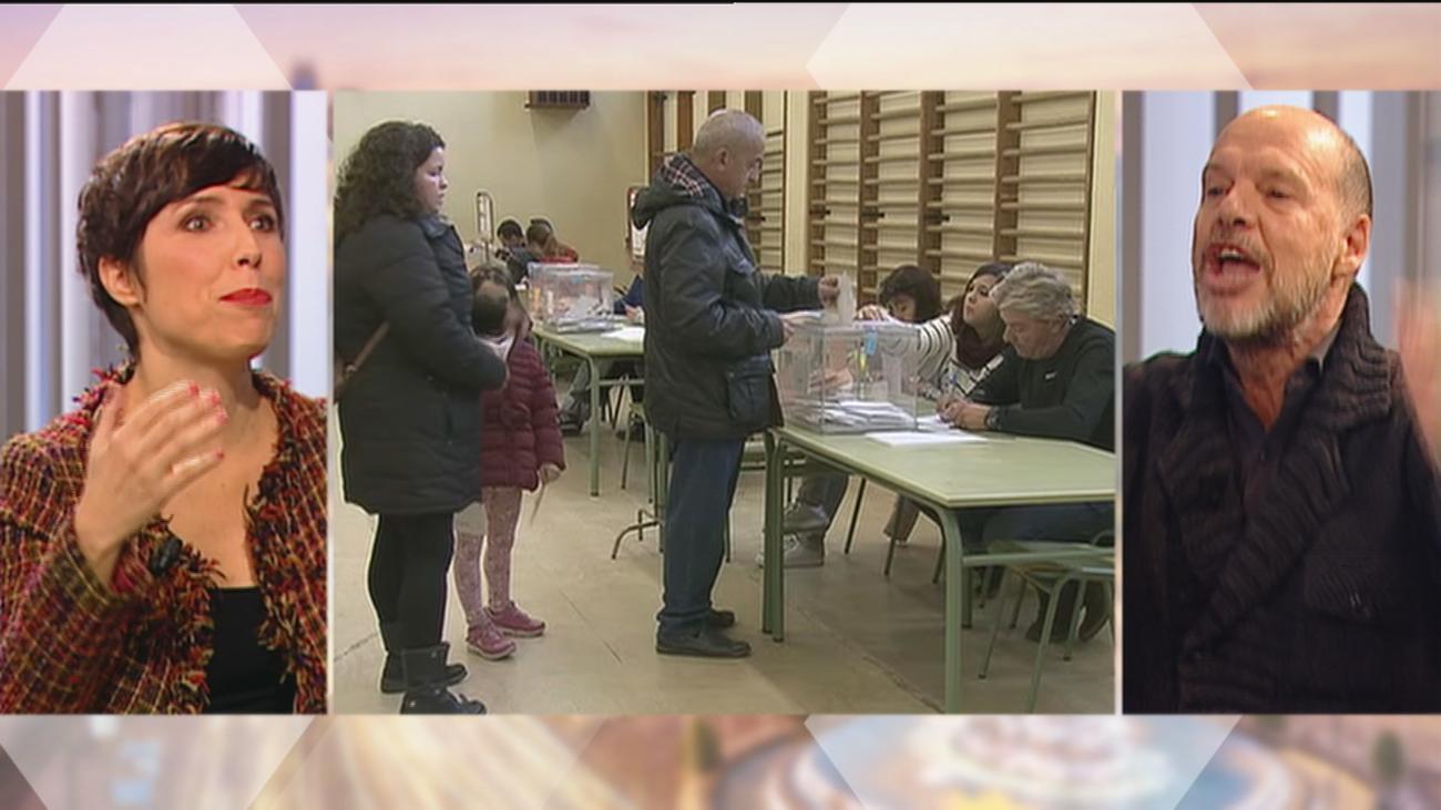 ¿Crees que el voto debería ser obligatorio como ya ocurre en algunos países?