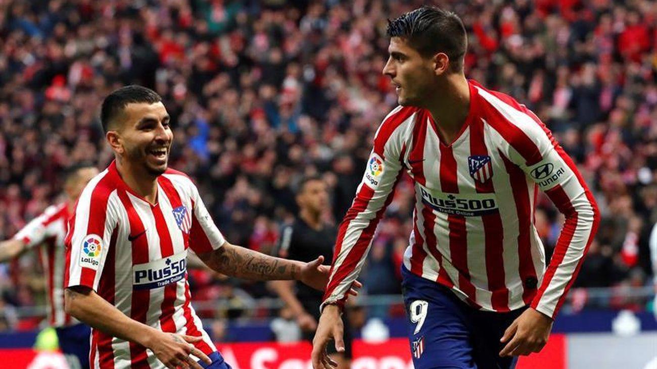 """Correa: """"Amo a este club, le debo la vida"""""""
