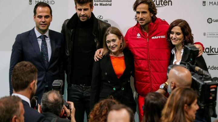 """Laura Pérez de Mendiola: """"Piqué es un jefe que está en todos los detalles"""""""