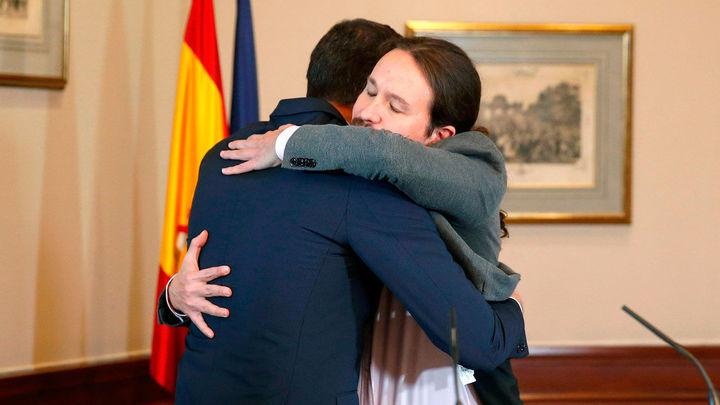 Las bases de Podemos avalan, con un 97%, el Gobierno de coalición con el PSOE
