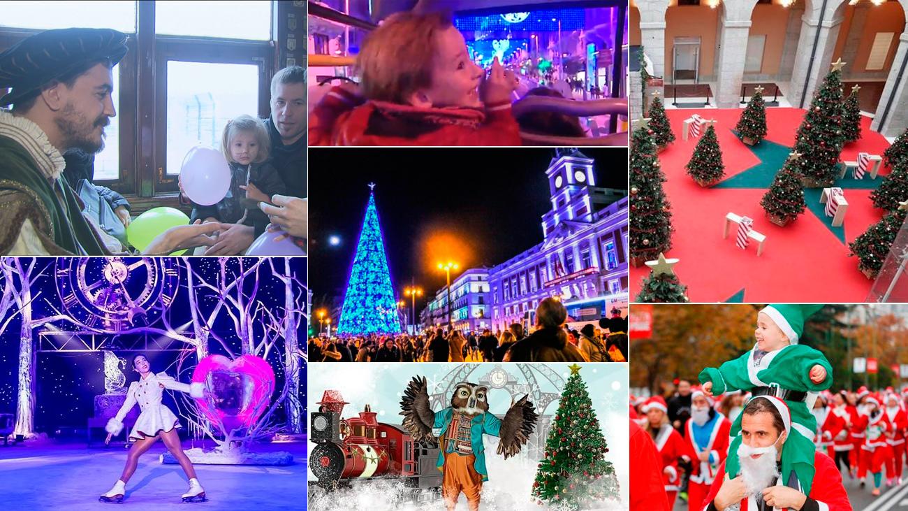 Navidad con niños en Madrid: los mejores planes para 2019