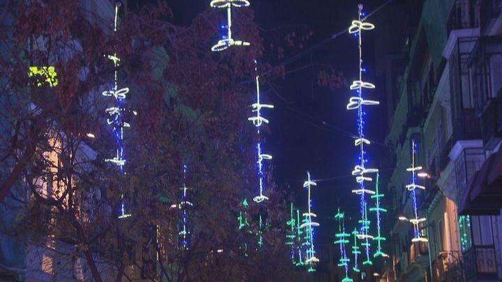 """La búsqueda del """"espíritu tradicional"""" de la Navidad en Madrid"""