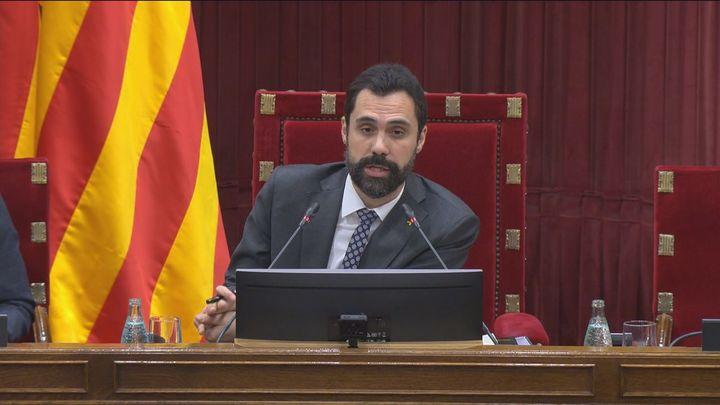 La Fiscalía catalana investigará la desobediencia del Parlament de Cataluña