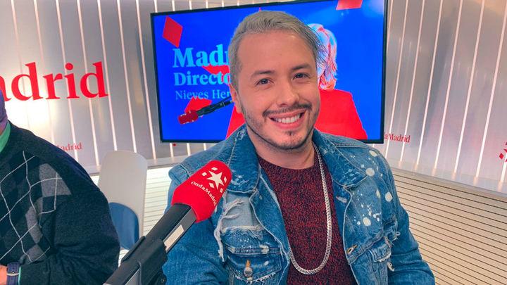 'Bailando pegaito', con Mauricio Rivera