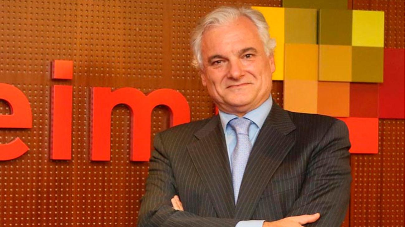 Miguel Garrido: presidente de CEIM y vicepresidente de la CEOE