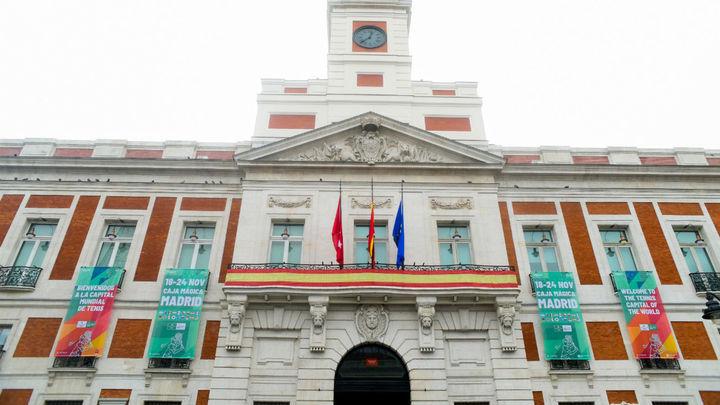 La Real Casa de Correos se viste de gala para la Copa Davis