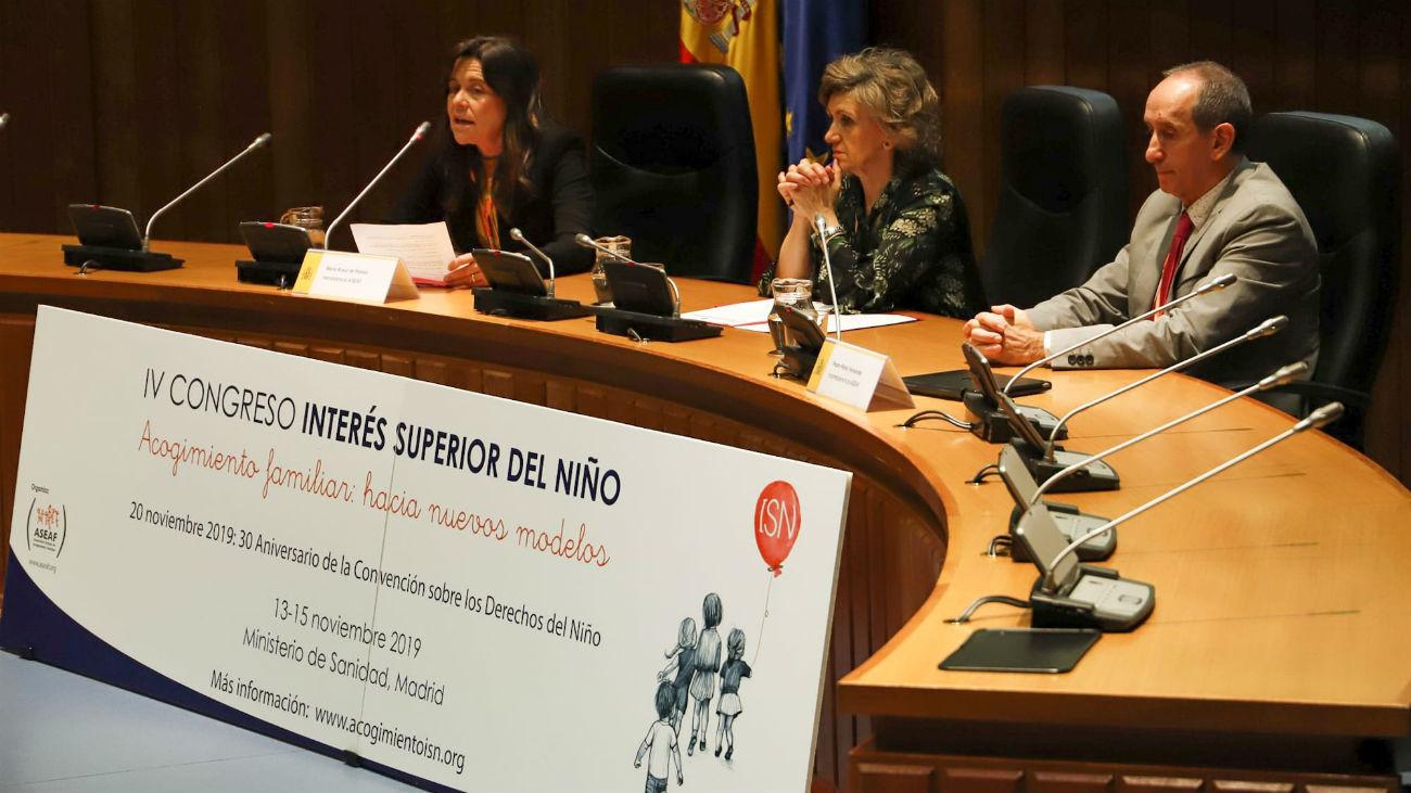 Congreso de ASEAF (Foto: Inés Restán)