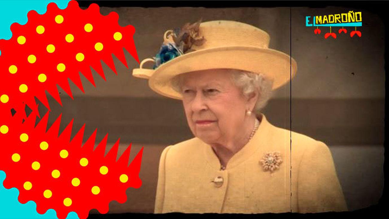 Lord Porchester, el posible amante de la Reina Isabel II