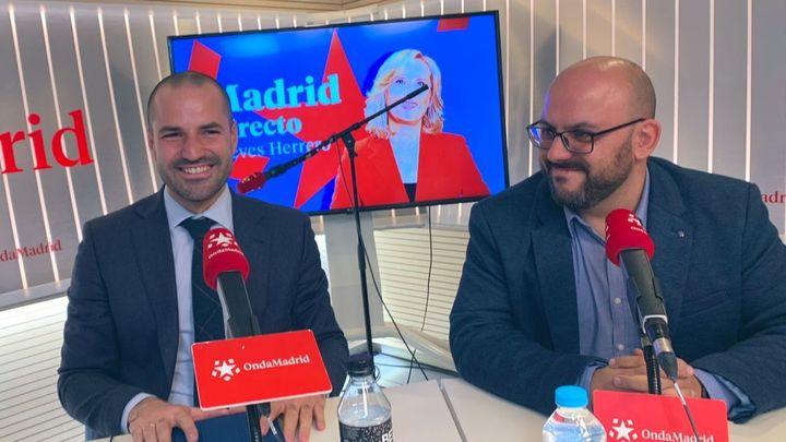 Hoy conversamos con José Luis Álvarez Ustarroz Alcalde  de Majadahonda y José Luis Labrador Vioque Alcalde de Manzanares El real