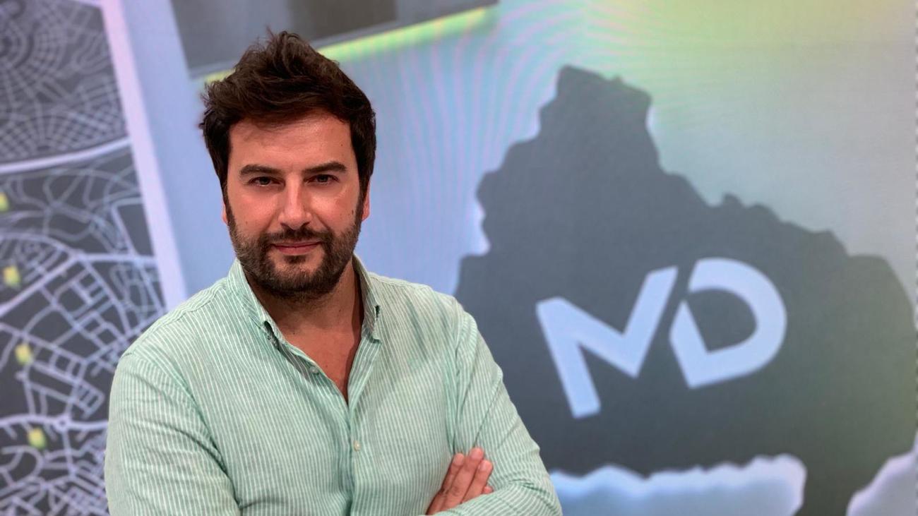 Jorge Limia, un reportero indomable