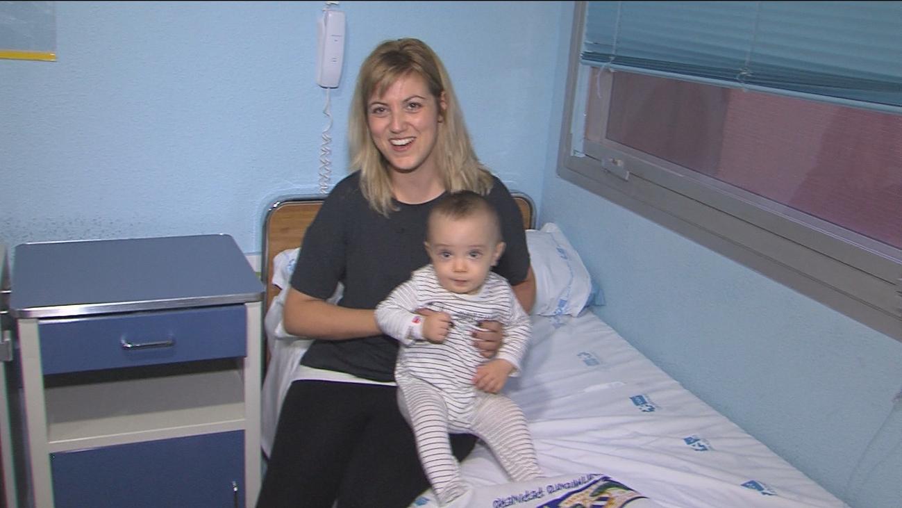 Sorpresa y emoción en el Hospital Severo Ochoa de Leganés