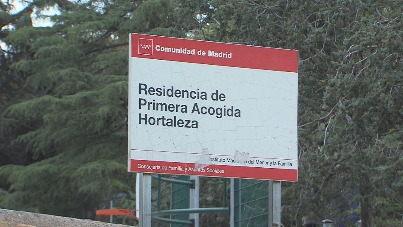 El centro de MENAS en Hortaleza