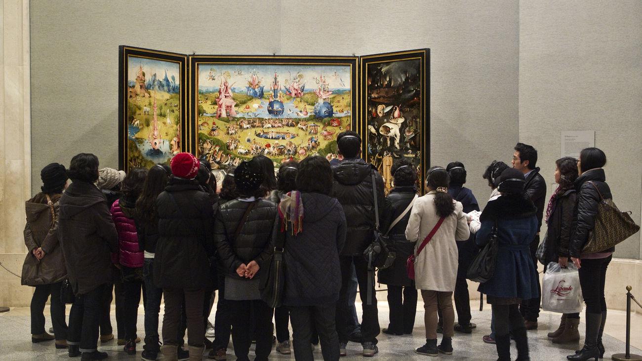 Las cifras más increíbles del Museo del Prado