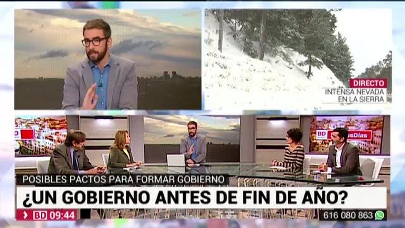 Buenos Días Madrid 14.11.2019 (9.00 - 10.30)