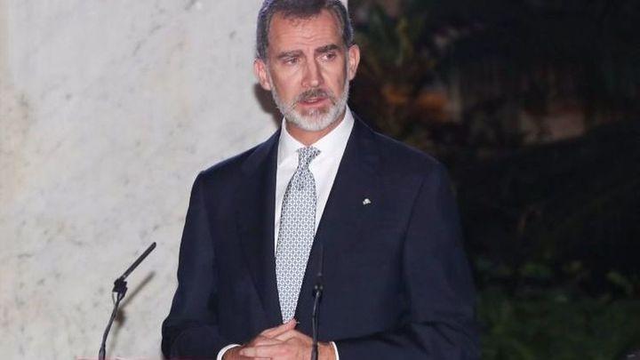 El mensaje democrático que ha dado Felipe VI en Cuba