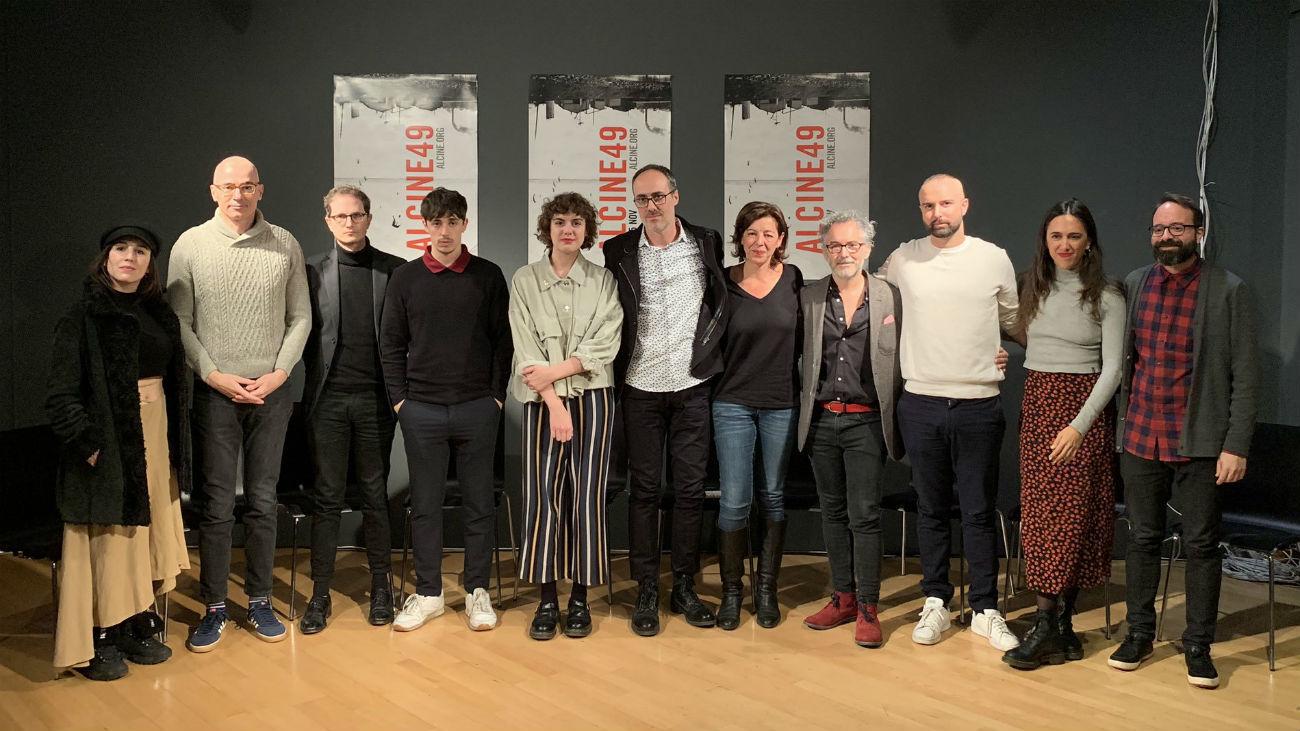 El cortometraje 'Mujer sin hijo', de Eva Saiz López, ganador de la Alcine49