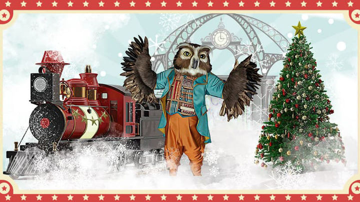 La magia de la Navidad llega al Circo Price