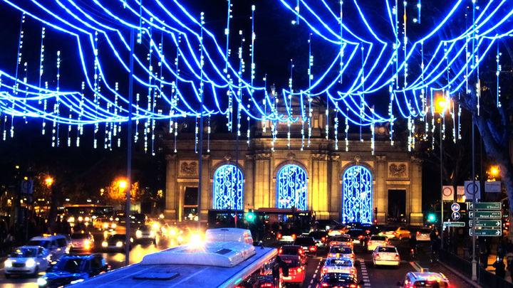 Cabalgatas estáticas o desde la ventana, luces, belenes, videomapping... así es la Navidad 20/21 en Madrid