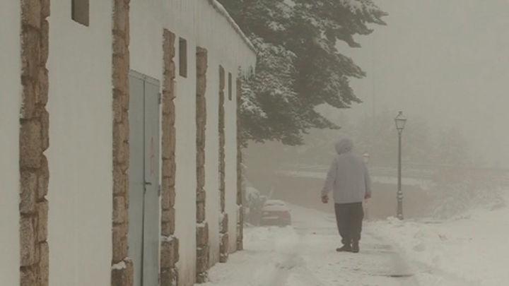 Se mantiene la alerta por frío en  la Comunidad ante la previsión de mínimas de -3º