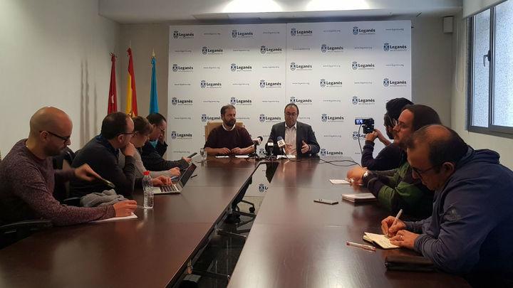 Leganés anuncia una inversión de 5,5 millones en seis polígonos empresariales