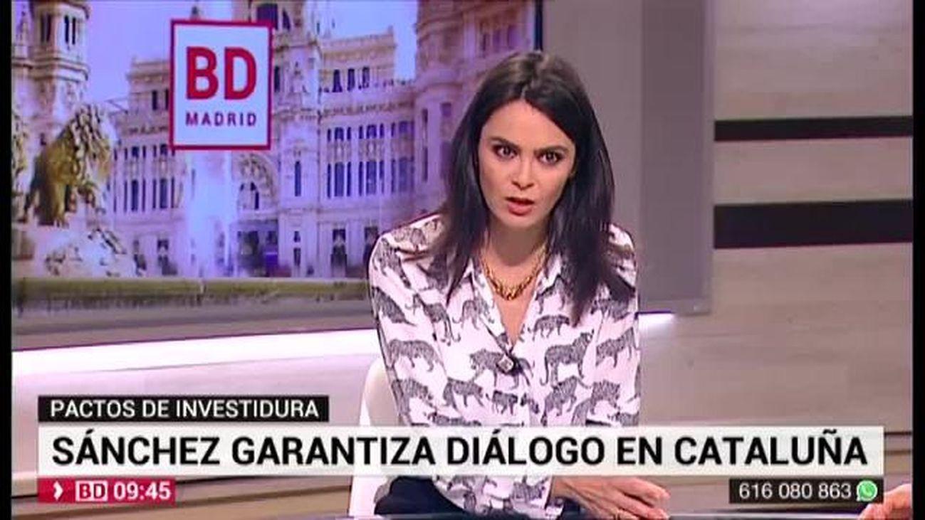 Buenos Días Madrid 15.11.2019 (9.00 - 10.30)