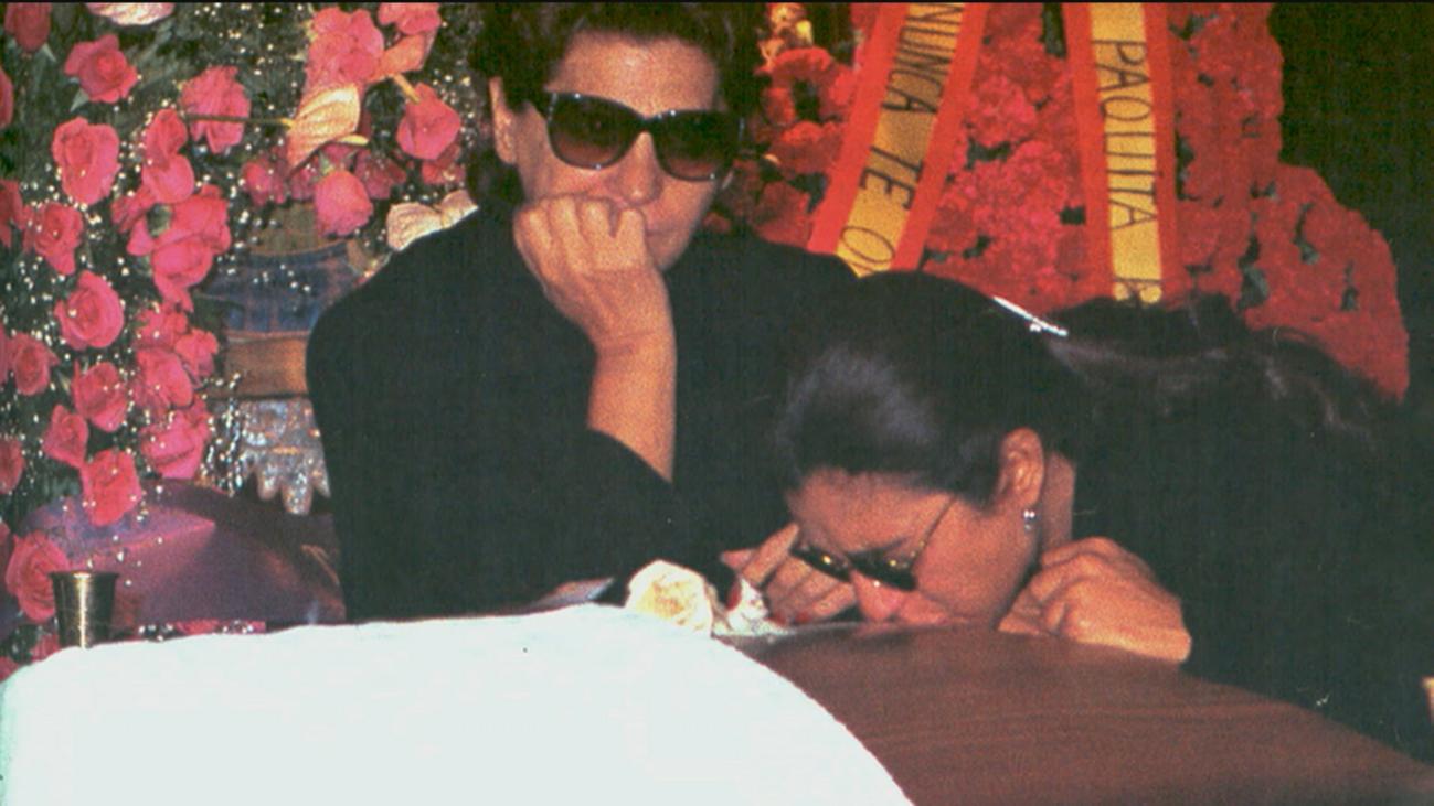 Lolita tuvo una fuerte depresión tras la muerte de su hermano Antonio