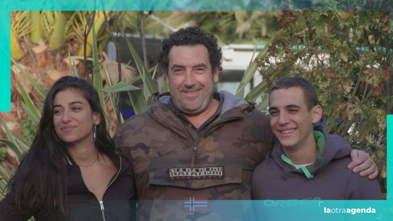 Nos colamos en el rodaje de Hasta el Cielo, una película de Daniel Calparsoro con la colaboración de Telemadrid