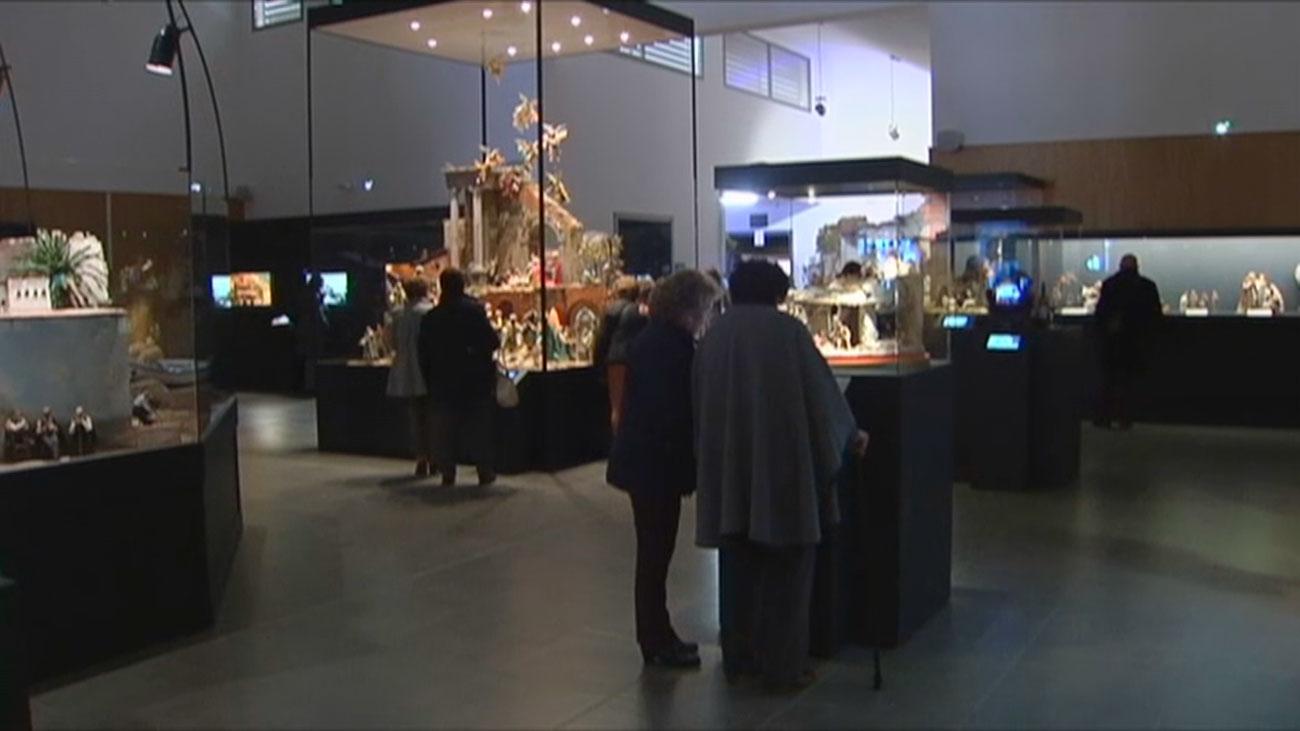 El museo de belenes más grande del mundo está en Málaga