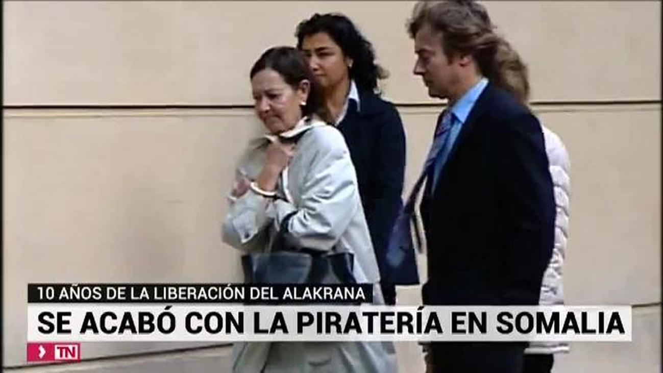 Diez años del secuestro del Alakrana