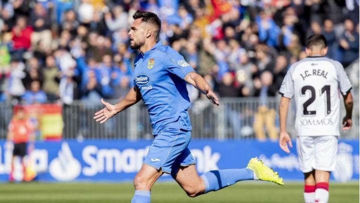 3-2. El Fuenlabrada tumba al Huesca