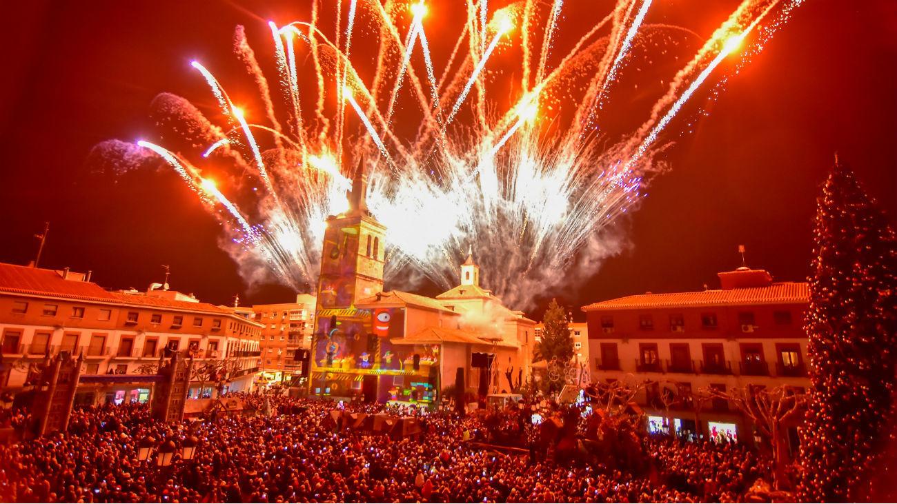 Navidad , en Torrejón de Ardoz