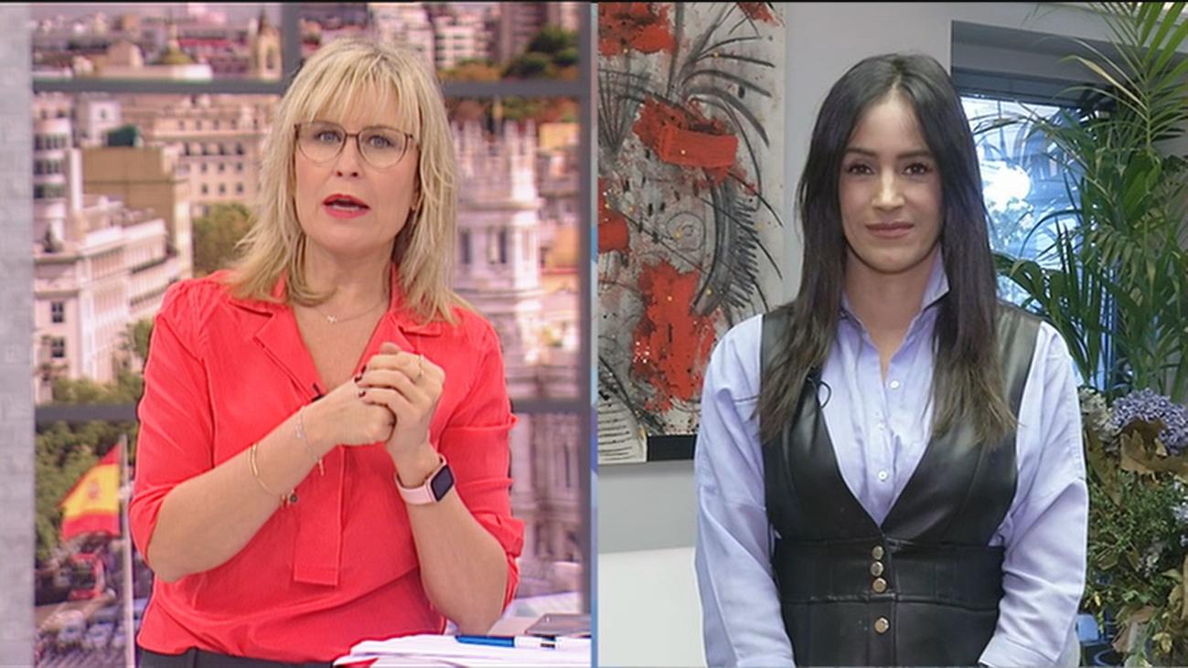"""Begoña Villacís: """"Inés Arrimadas es la alternativa"""""""