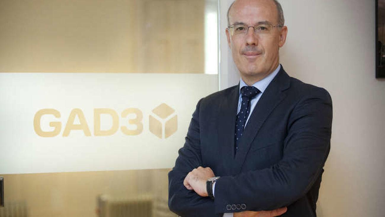Narciso Michavila, sociólogo y presidente de GAD3