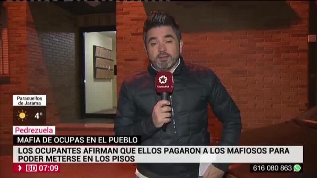 Alarma social en Pedrezuela ante la ocupación de viviendas por parte de las mafias