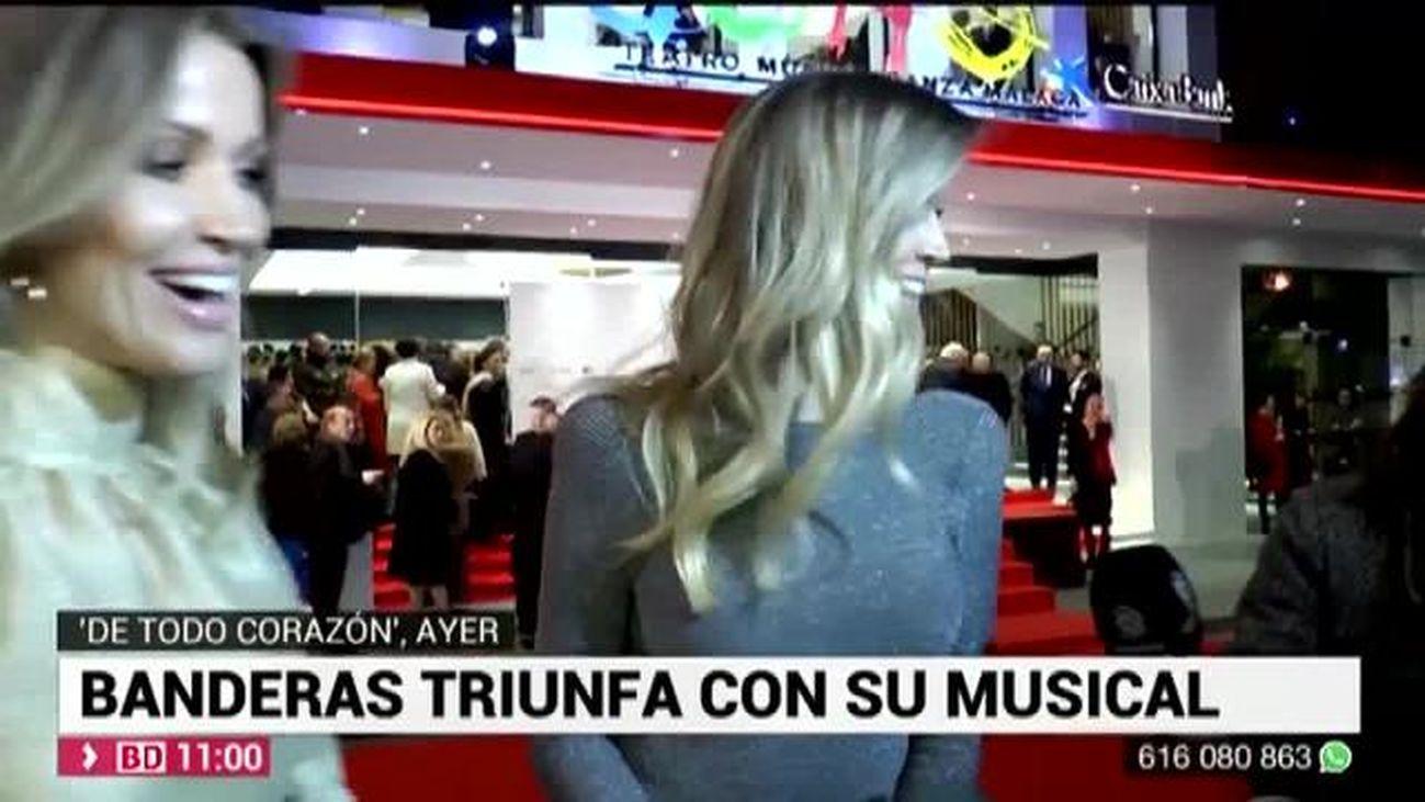 Buenos Días Madrid 18.11.2019 (10.30 - 11.30)
