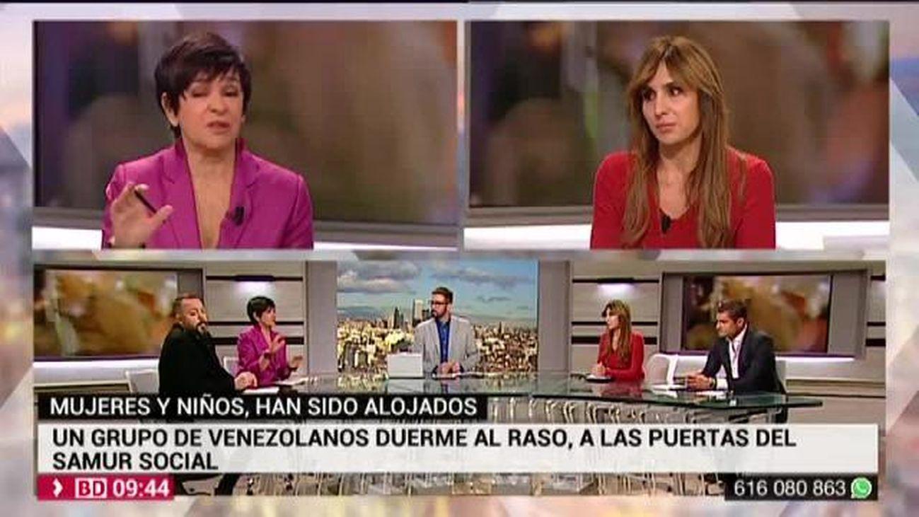 Buenos Días Madrid 18.11.2019 (9.00 - 10.30)