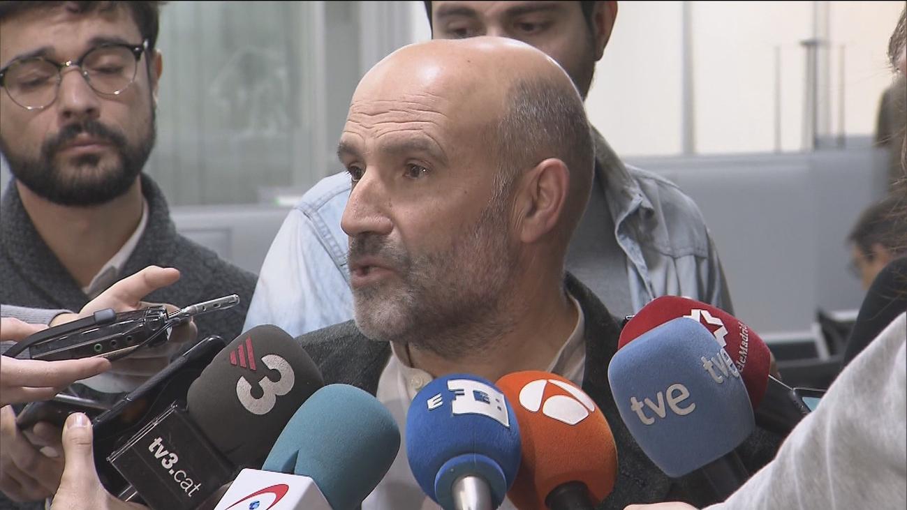 ERC buscará la unidad de voto con JxCat, CUP, Bildu y BNG para la investidura