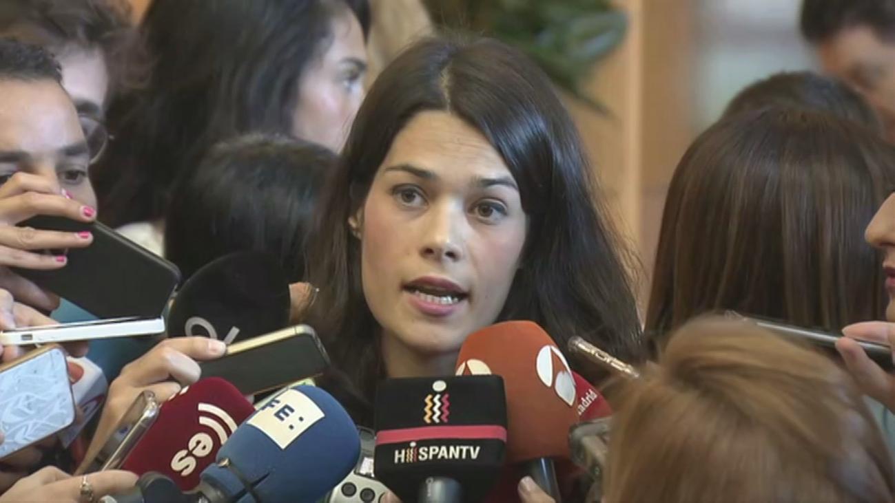 """Podemos muestra su """"absoluta"""" confianza en la absolución de Isa Serra"""