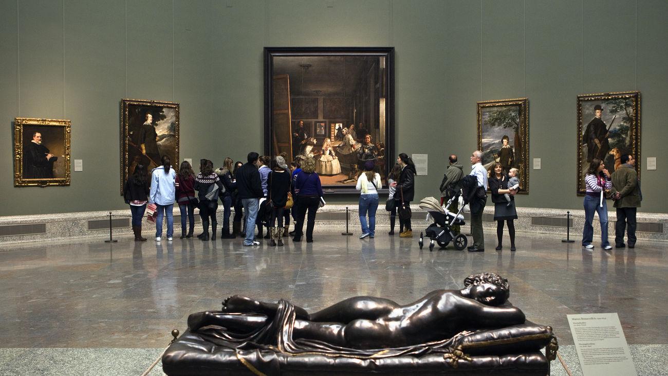 Los cuadros prohibidos del Museo del Prado