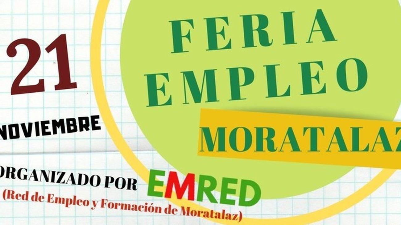 Feria de Empleo de Moratalaz