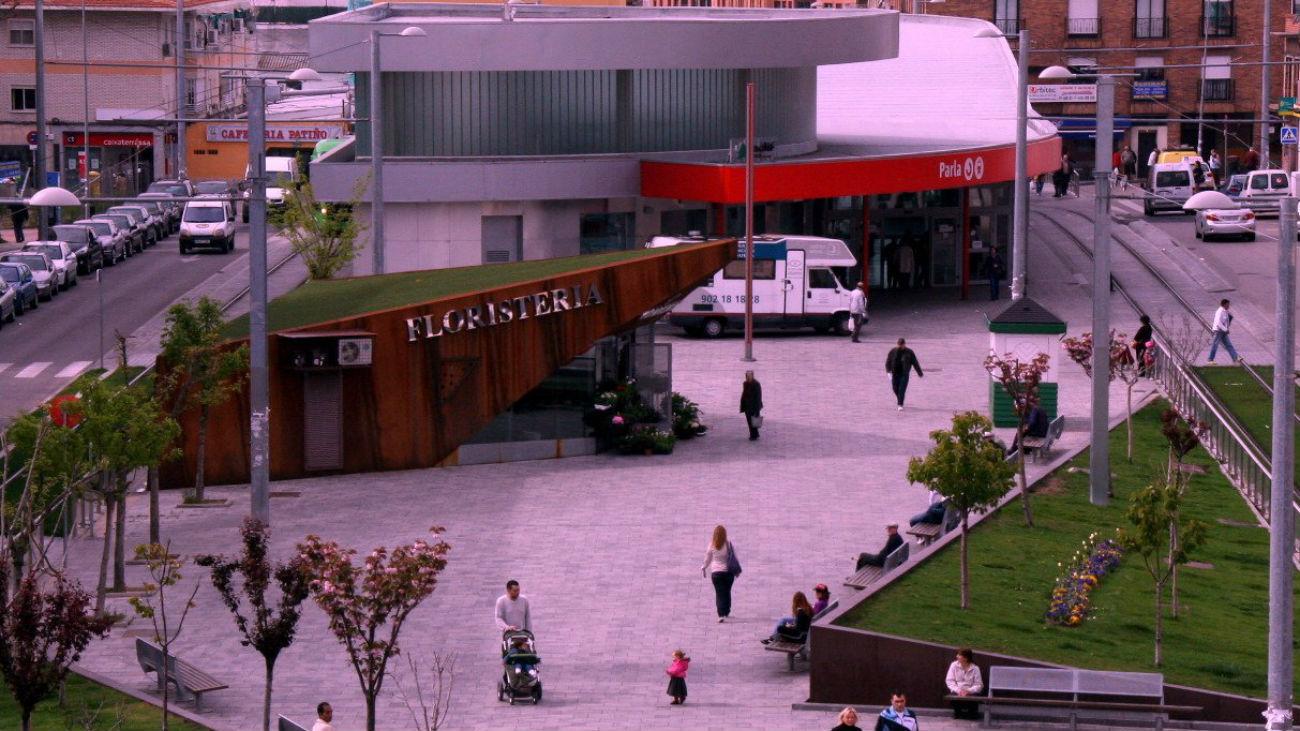 Estación de Cercanías de Parla